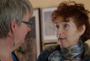 Carla Rus en Ivonne Meeuwsen