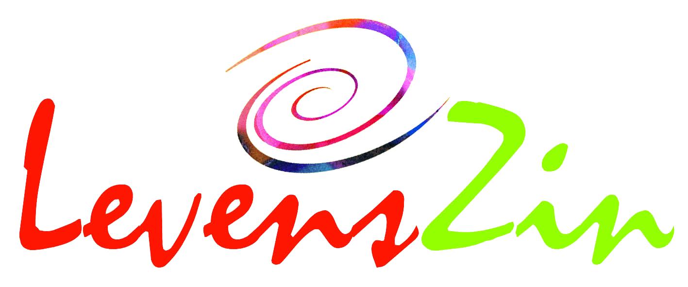 Logo LevensZin van Dorthe Jakobsen